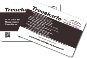 Autohaus Renck-Weindel Treuekarte