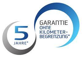 5 Jahre Hyundai Garantie