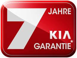 7 Jahre Kia Garantie
