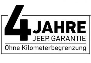 Jeep Garantie
