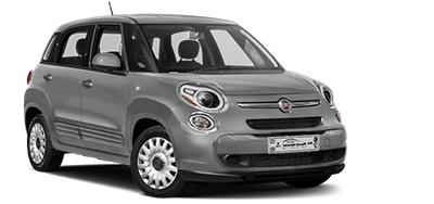 Autohaus Renck-Weindel - Fiat 500L Silber