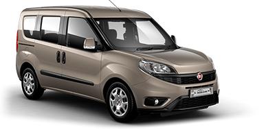 Autohaus Renck-Weindel - Fiat Doblo Braun
