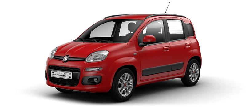 Fiat Panda Rot