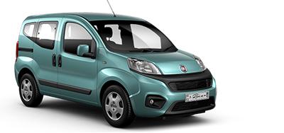 Autohaus Renck-Weindel - Fiat Qubo Türkis