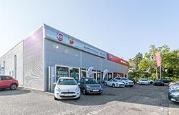 Autohaus Renck-Weindel - Filiale Mannheim Wohlgelegen