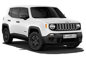 Autohaus Renck-Weindel - Jeep Renegade Weiß
