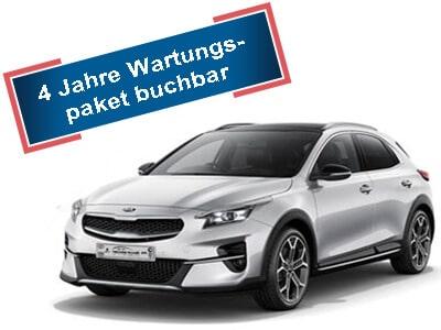 Autohaus Renck-Weindel - Kia XCeed Silber